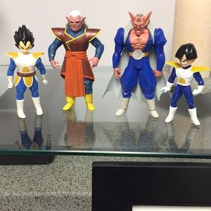 Dragon ball Z action figure collectibles